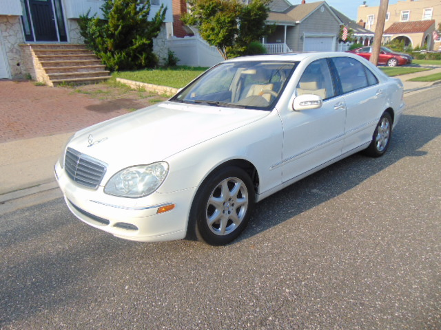 2006 Mercedes-Benz S500 4MATIC