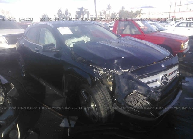Salvage cars for sale 2015 mercedes benz gla for Salvage mercedes benz for sale ebay