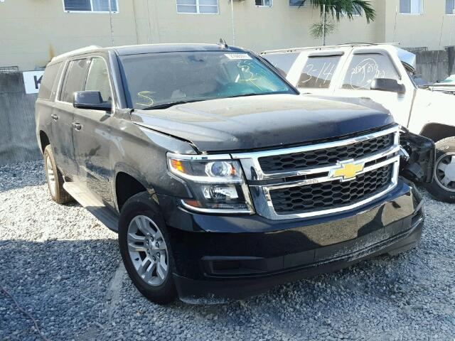 salvage cars for sale 2015 chevrolet suburban. Black Bedroom Furniture Sets. Home Design Ideas