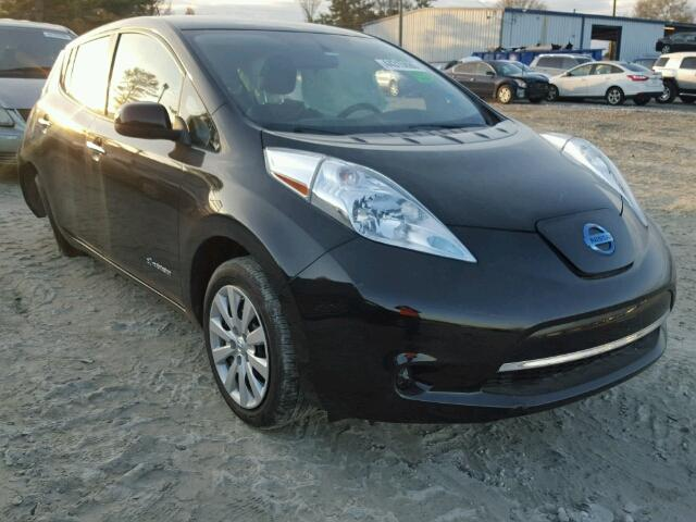 Nissan Salvage For Sale Repairable Cars At Auction Prices: Salvage Cars For Sale: 2015 NISSAN LEAF