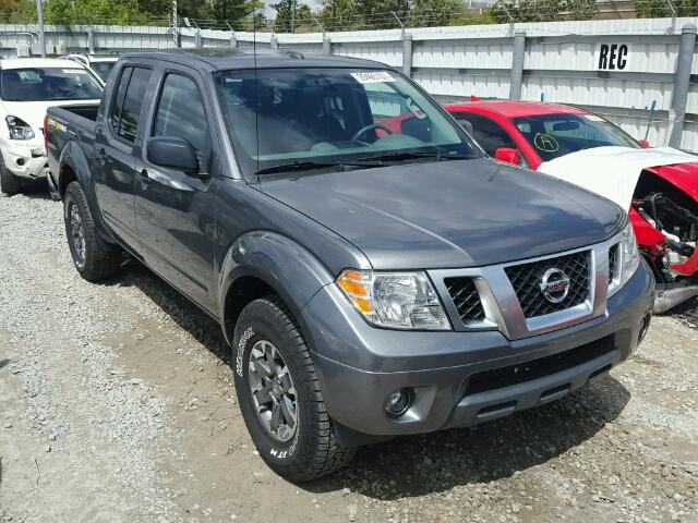salvage cars for sale 2017 nissan frontier. Black Bedroom Furniture Sets. Home Design Ideas