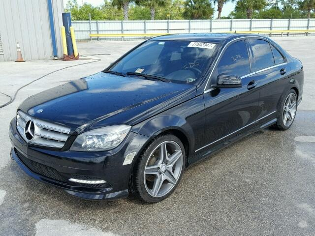 Salvage cars for sale 2011 mercedes benz c300 for Salvage mercedes benz for sale ebay