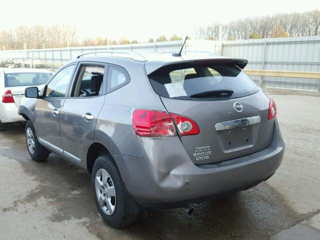 Nissan Salvage For Sale Repairable Cars At Auction Prices: Salvage Cars For Sale: 2015 NISSAN ROGUE
