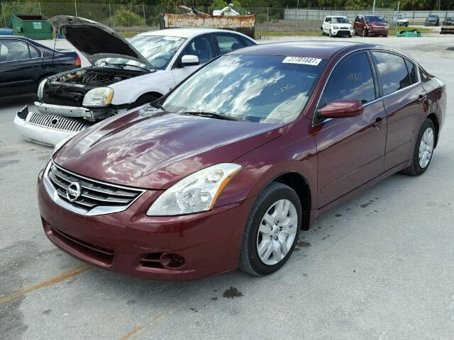 Nissan Salvage For Sale Repairable Cars At Auction Prices: Salvage Cars For Sale: 2010 NISSAN ALTIMA