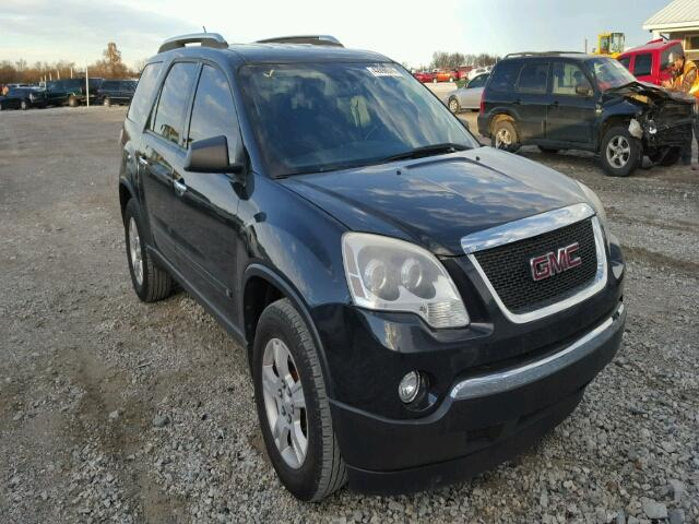 salvage cars for sale 2009 gmc acadia. Black Bedroom Furniture Sets. Home Design Ideas