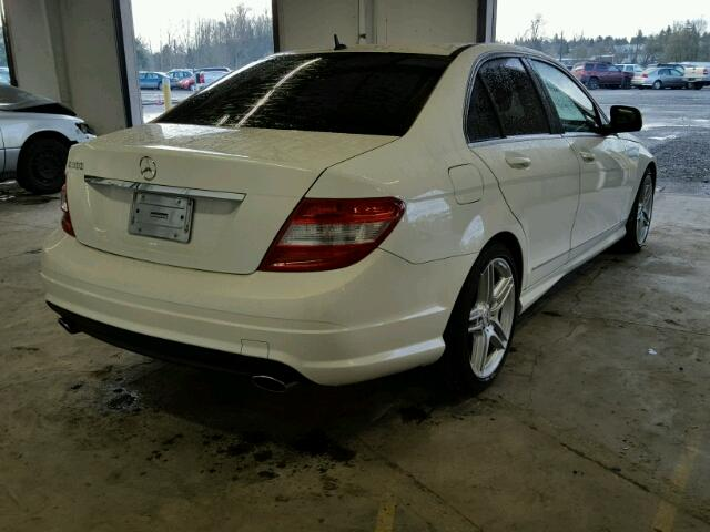 Salvage cars for sale 2008 mercedes benz c300 for Salvage mercedes benz for sale ebay
