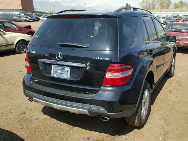 Salvage cars for sale 2007 mercedes benz ml350 for Salvage mercedes benz for sale ebay