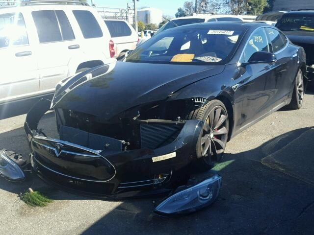 salvage cars for sale 2015 tesla model s p8. Black Bedroom Furniture Sets. Home Design Ideas
