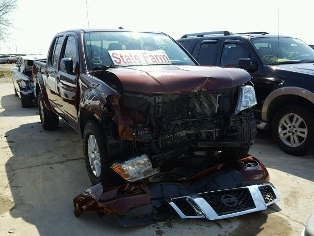 Nissan Salvage For Sale Repairable Cars At Auction Prices: Salvage Cars For Sale: 2016 NISSAN FRONTIER