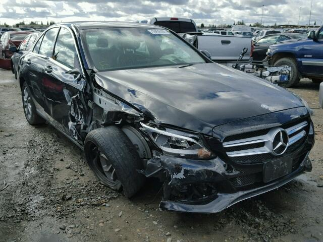 Salvage cars for sale 2015 mercedes benz c300 for Salvage mercedes benz for sale ebay