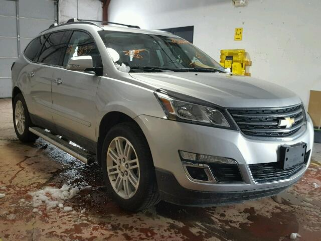 salvage cars for sale 2015 chevrolet traverse. Black Bedroom Furniture Sets. Home Design Ideas