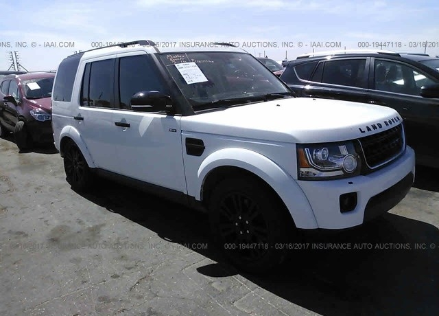 salvage cars for sale 2016 land rover lr4. Black Bedroom Furniture Sets. Home Design Ideas