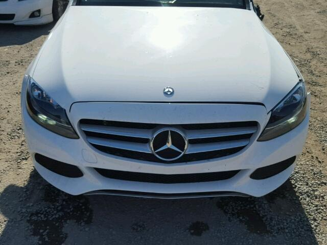Salvage cars for sale 2016 mercedes benz c300 for Salvage mercedes benz for sale ebay