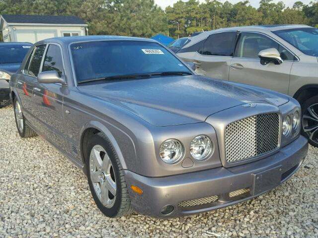 2006 BENTLEY ARNAGE T MULLINER EDITION