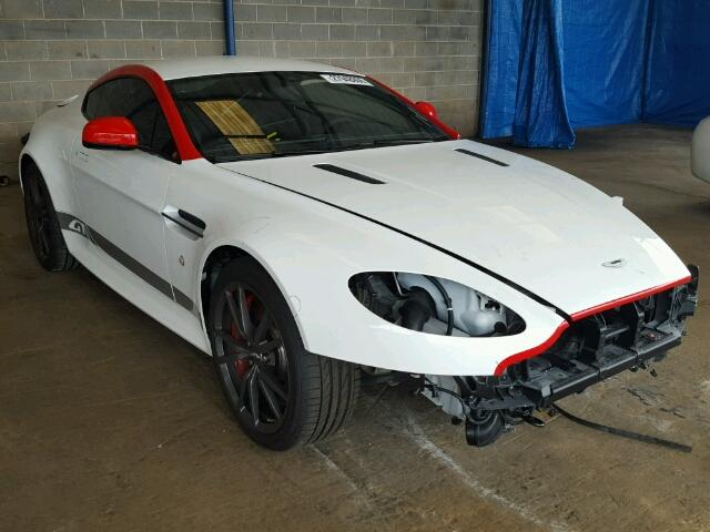 Salvage Cars For Sale 2015 Aston Martin All Models