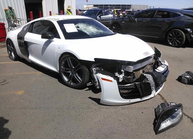 2010 Audi R8 For Sale Salvage