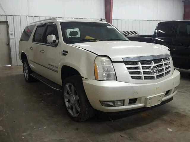Salvage cars for sale: 2007 CADILLAC ESCALADE