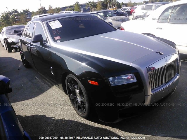 Salvage Car For Sale >> Salvage Cars For Sale 2012 Rolls Royce Ghost